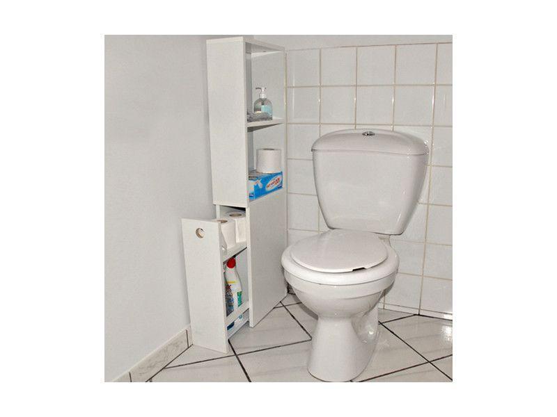Meuble Toilette Conforama