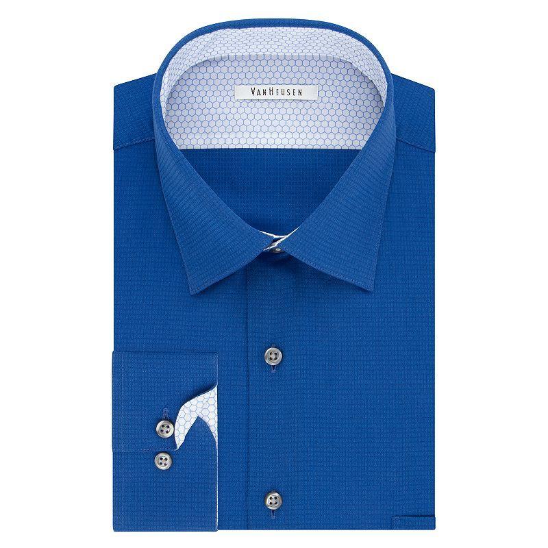 Men S Van Heusen Air Regular Fit Stretch Dress Shirt Shirt Dress Mens Tops Nice Dresses