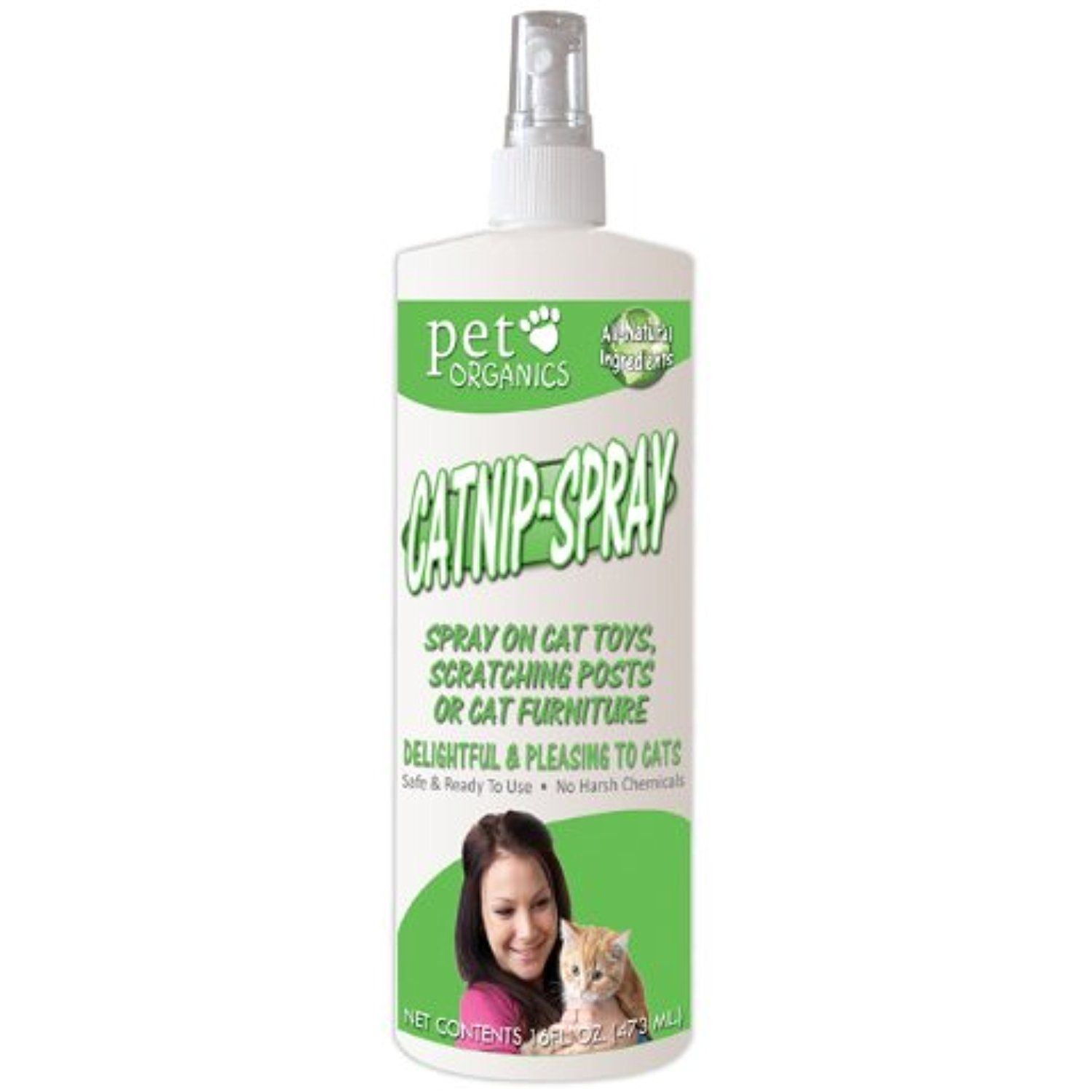 Pet Organics Catnip Spray For Cats To View Further For This