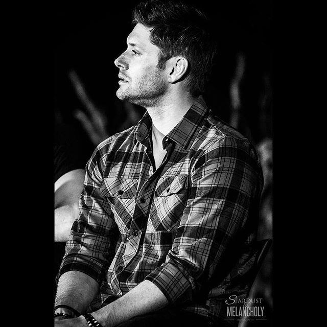 Jensen Ackles, Sunday VanCon 2016  #JensenAckles #VanCon2016  #stardustandmelancholy