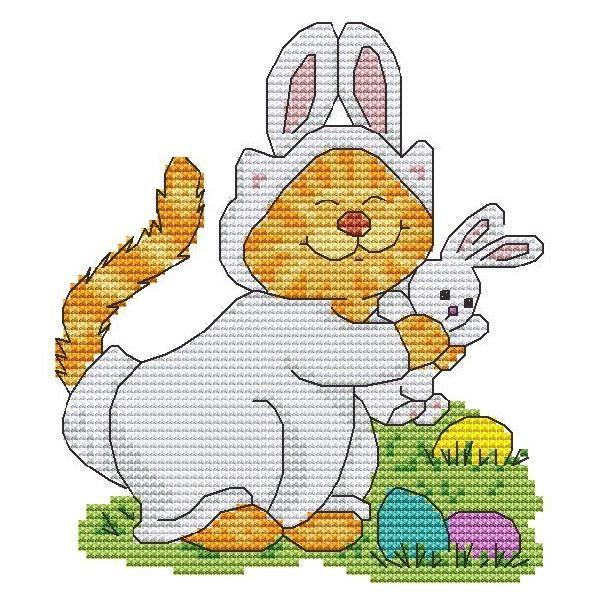Easter Animal Cat