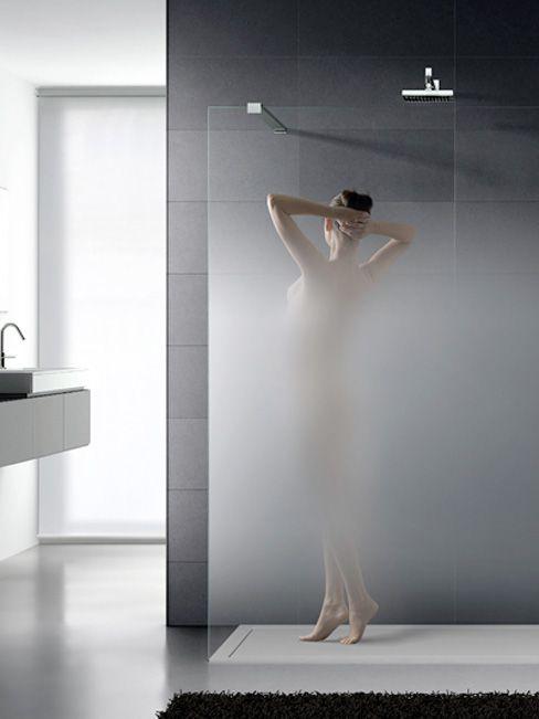 progressiv ge tztes glas in der dusche sch tzt vor neugierigen blicken uns ist die alternative. Black Bedroom Furniture Sets. Home Design Ideas