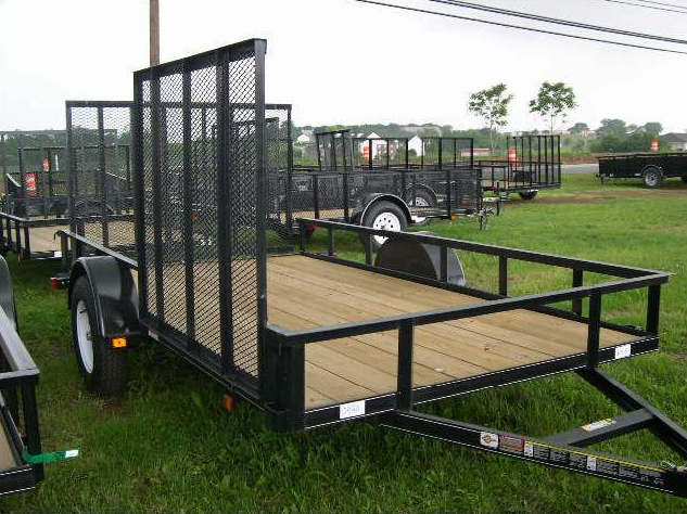 The Atv Experience Is All About Being Able To Go Where You Want And Do What You Want And Finding Your B Atv Utility Trailer Trailers For Sale Utility Trailer