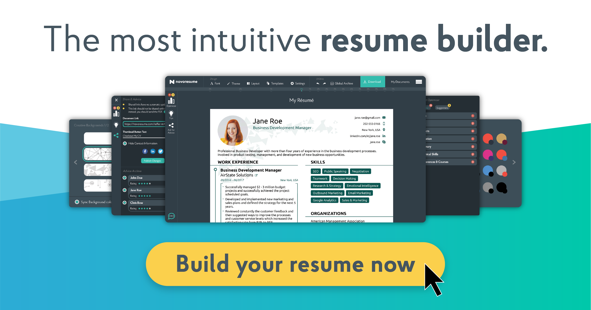 Make a perfect resume in 2019 and get your dream job using