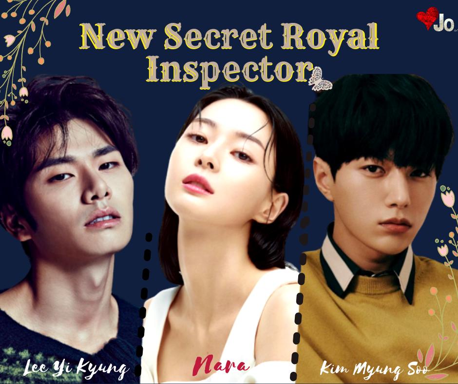 Newsecretroyalinspector2020 Drama Historical Koreandrama2020 In 2020 Korean Drama List Korean Drama Romance Korean Drama