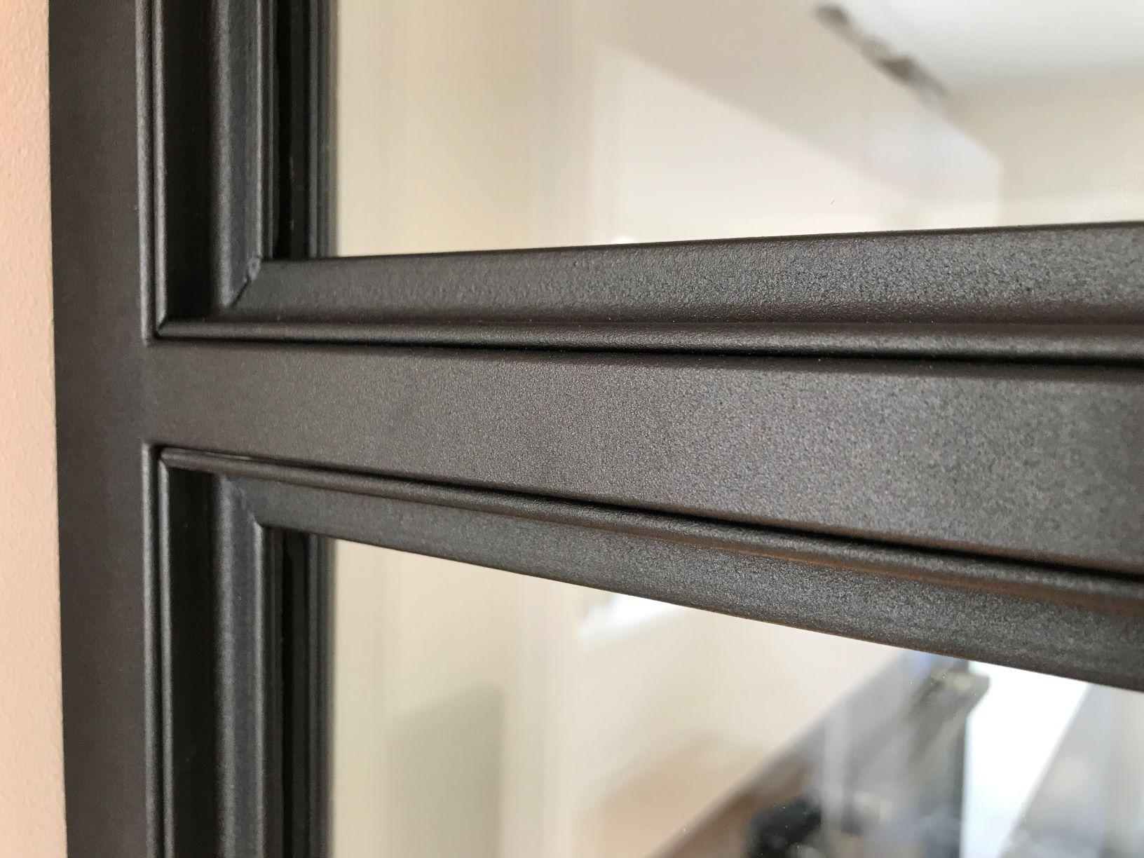 Steel Door Finish Corner profile