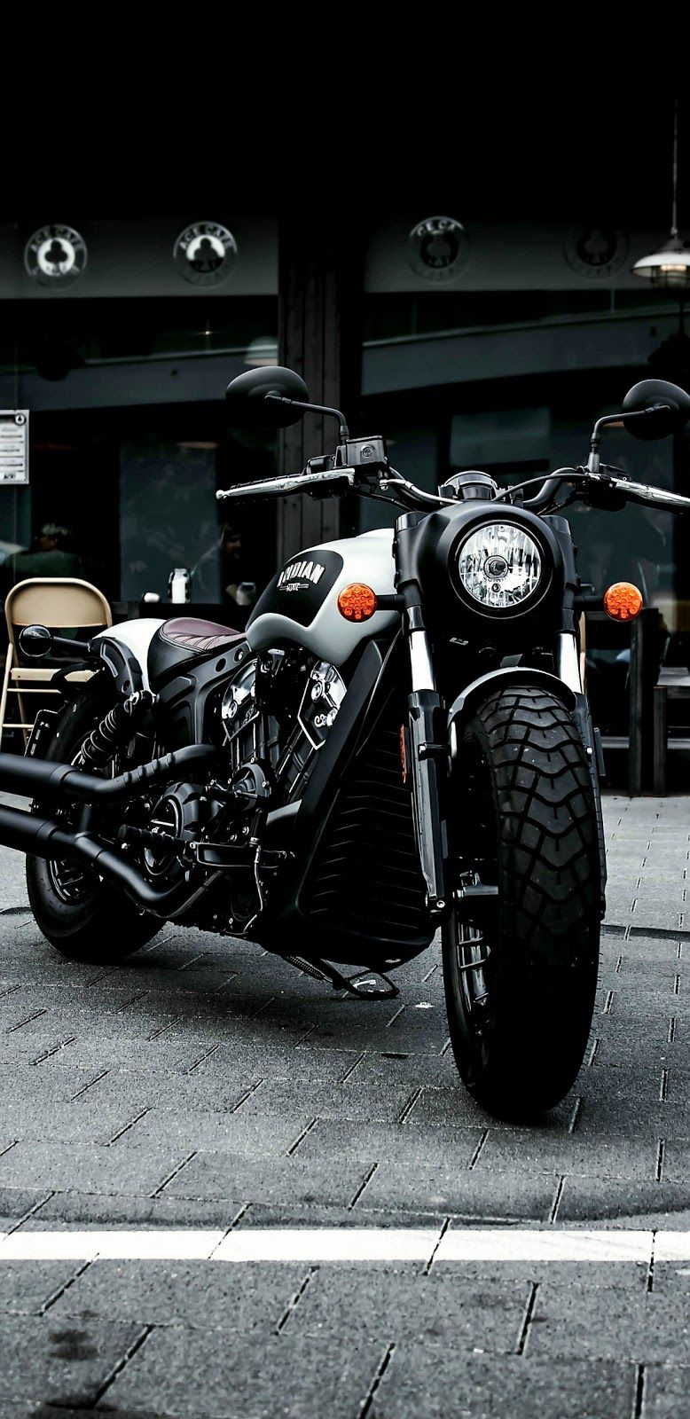Chopper Bike Mobile Wallpaper Indian Motorcycle Motorcycle Wallpaper Motorcycle Pictures