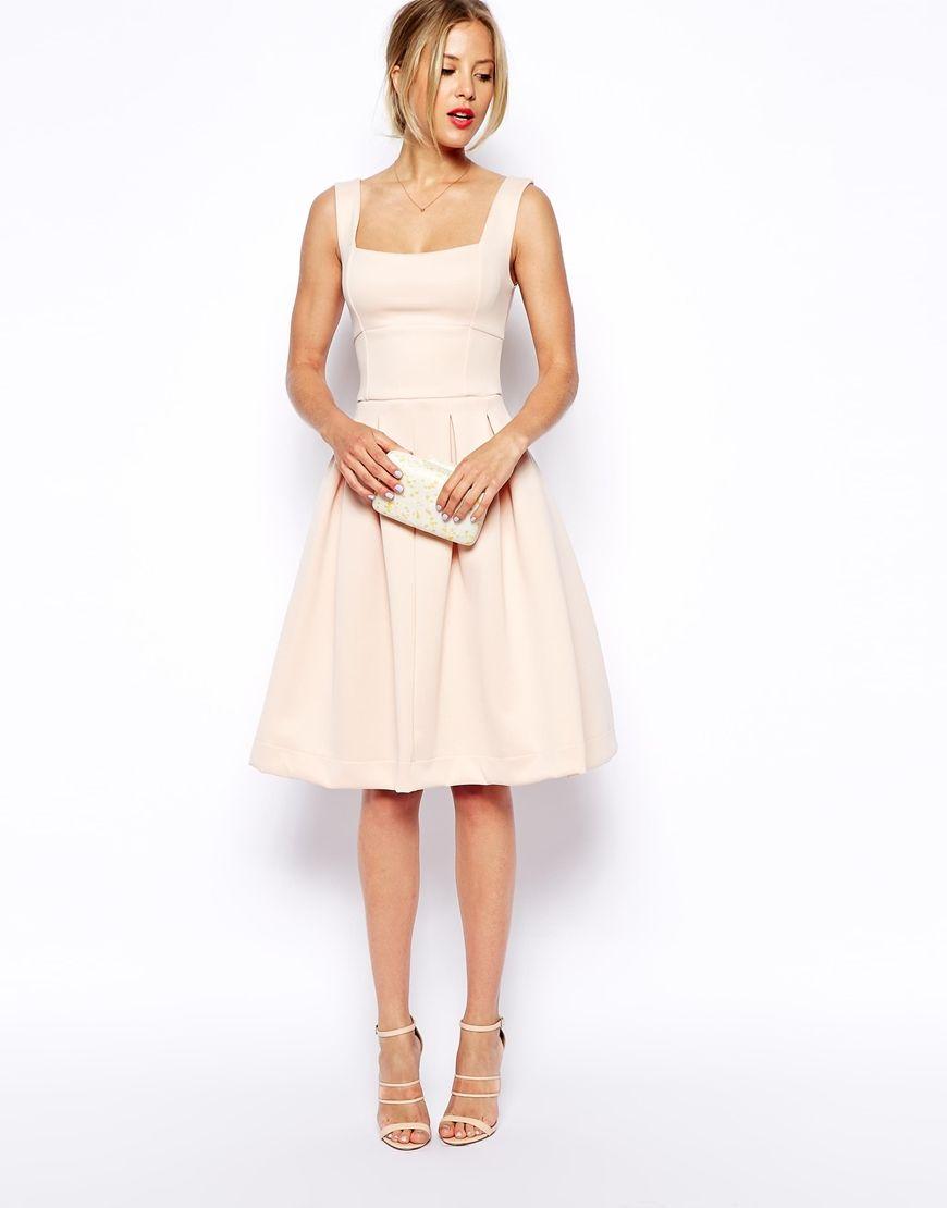 ASOS Debutanat full midi dress | MA Dress | Pinterest | Midi dresses ...