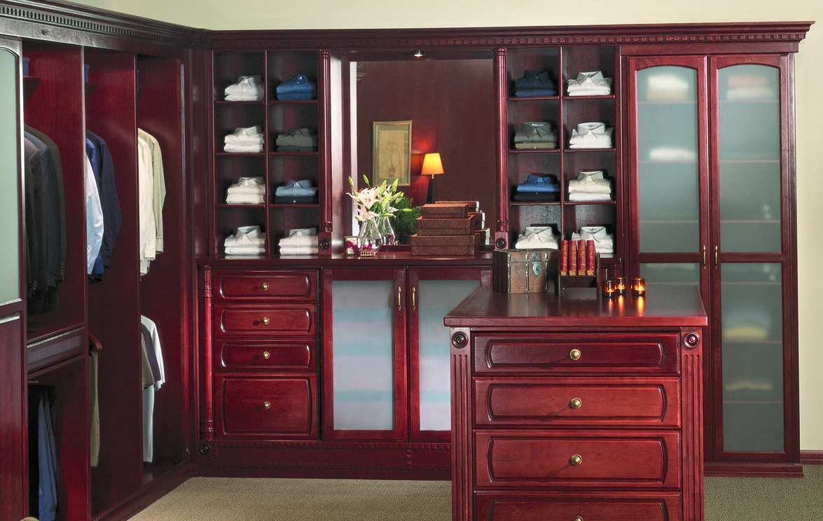 Build An Interchangeable Wardrobe With A Mens Closet Organizer