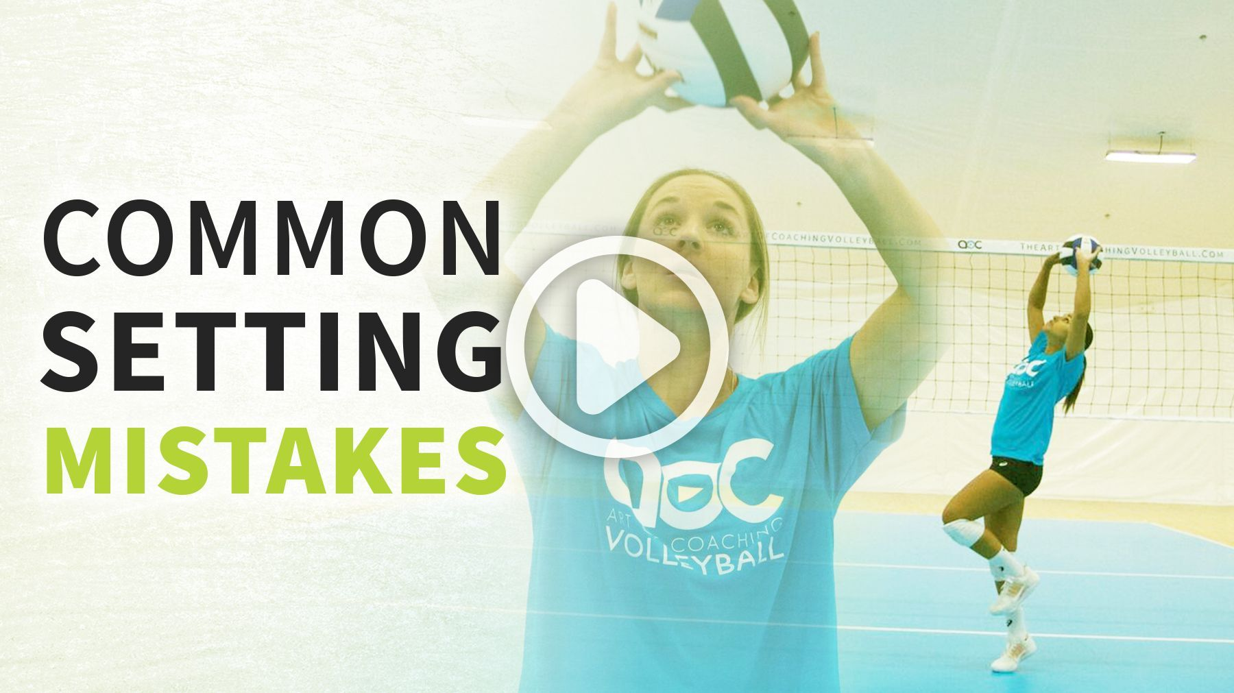 Common Setting Mistakes And How To Fix Them The Art Of Coaching Volleyball Coaching Volleyball Volleyball Setter Coaching