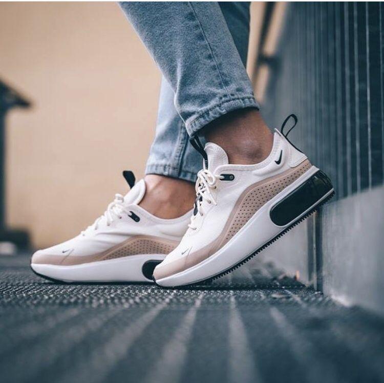 frío celestial 鍔  Nike Air Max Dia | Tennis shoes outfit, Nike air max, Kicks shoes