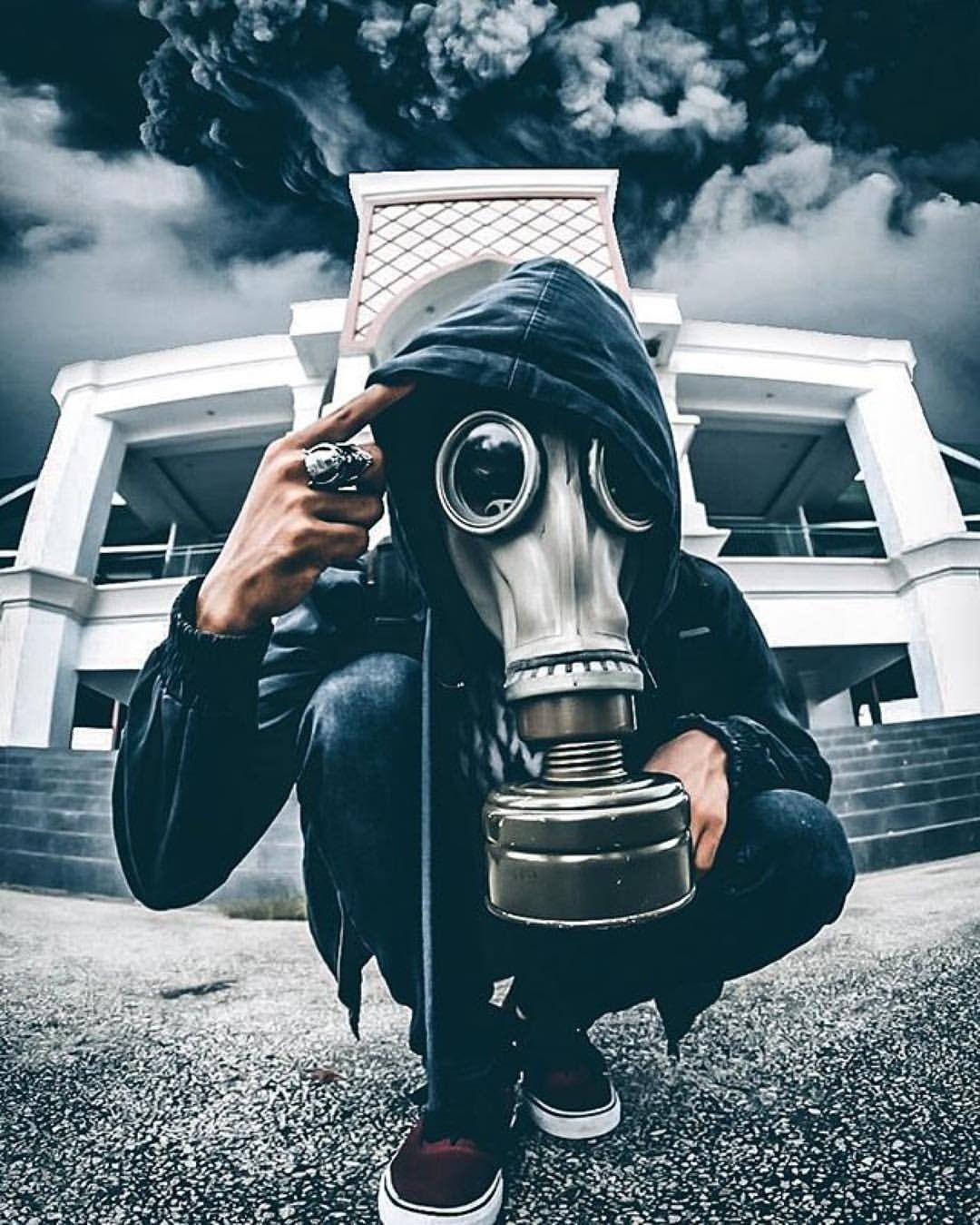 gasmask fotos com máscara em 2018 pinterest graffiti art