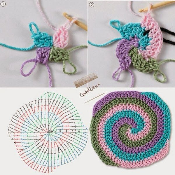 MiiMii - crafts for mom and daughter .: Magic szydełka- inspiration, stitches and patterns for each.