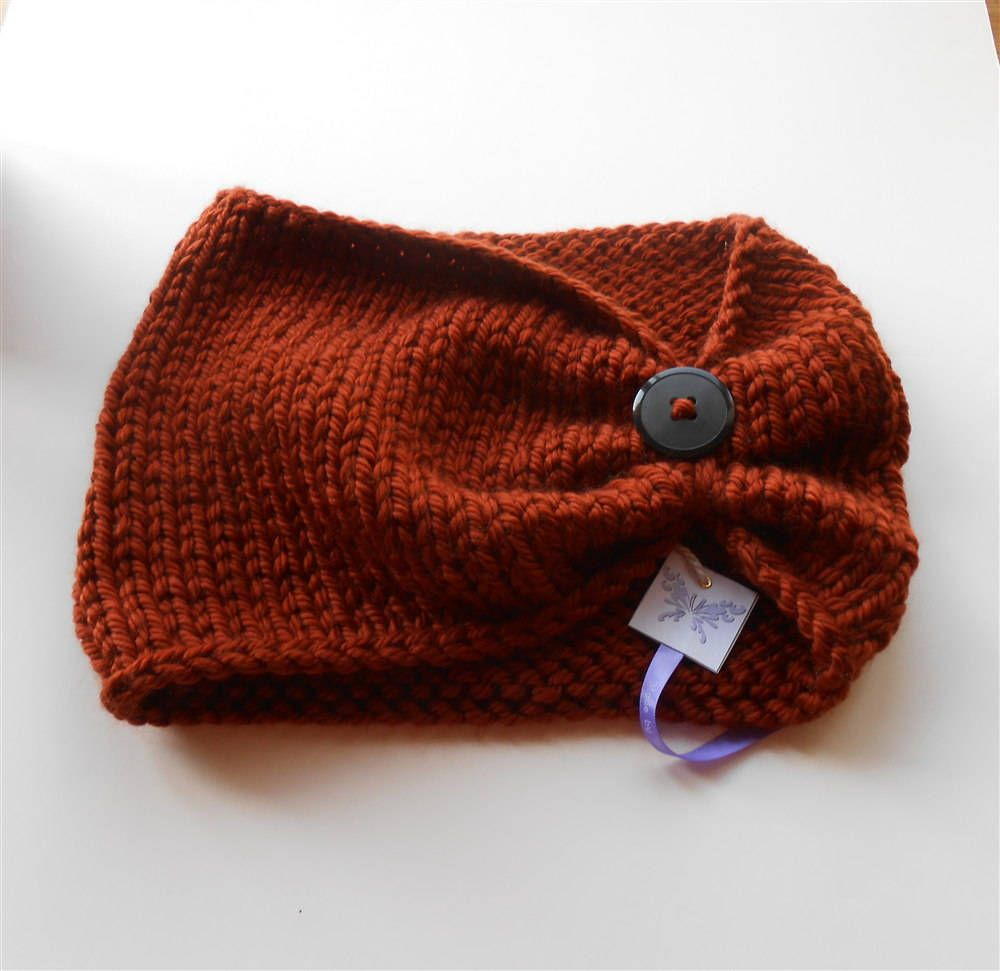 da1e61364a8 Brown Bulky Cowl