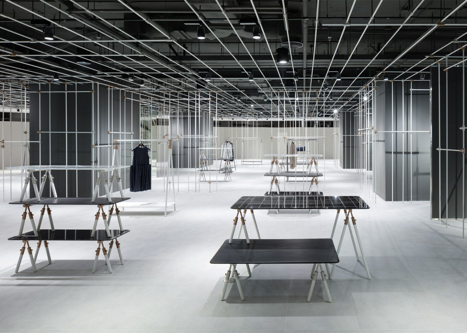 Japanese studio Nendo has completed its biggest-ever project: the ...