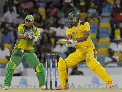 Cricket Match Jamaica Vs Trinidad Cricket Match Cricket Sport Cricket