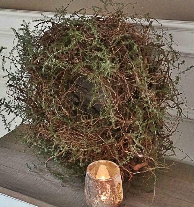 wortelkrans met wilde asparagus kr nze pinterest asparagus wreaths and. Black Bedroom Furniture Sets. Home Design Ideas