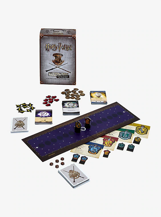 Harry Potter Hogwarts Battle Defence Against The Dark Arts Deck Building Game Harry Potter Hogwarts Battle Harry Potter Hogwarts Hogwarts