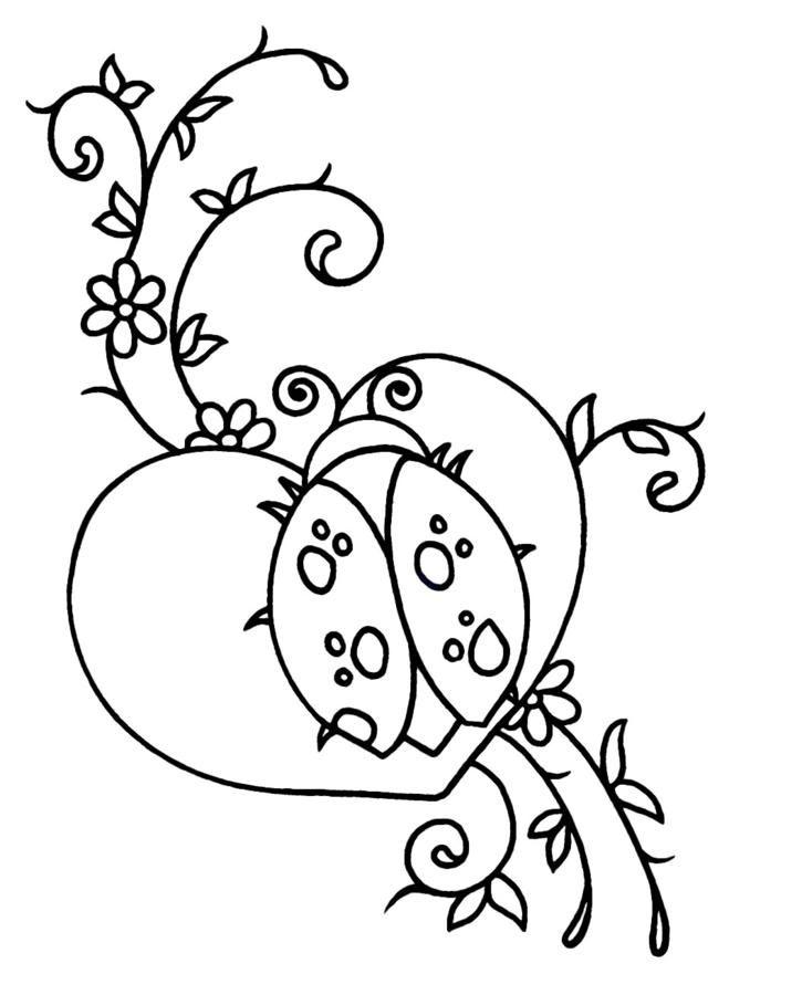ladybug design | ladybugs tattoo sample is one of the best ladybugs ...