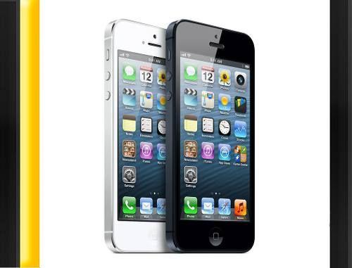 8e1aa0a42be Iphone 5 Nuevo 16gb Os 6 Desbloqueado Gsm 3g Blanco Y Negro ...