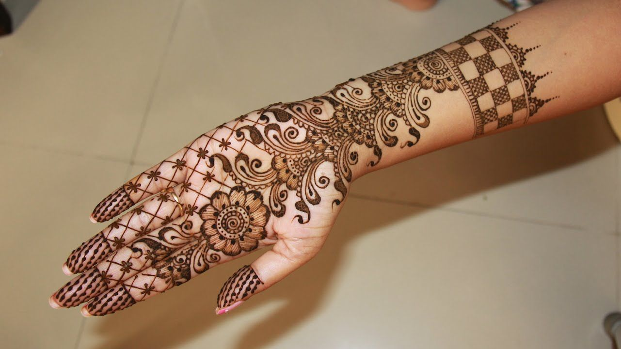 Watch Mughlai Mehndi Designs – Our Top 40 Mughlai Henna Arts video