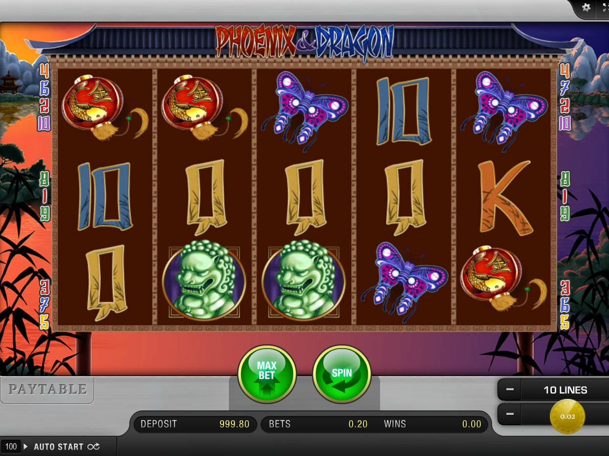 Online automaten fixed odds roulette machines