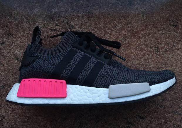 Adidas Originals NMD Runner Primeknit Women Running Shoes