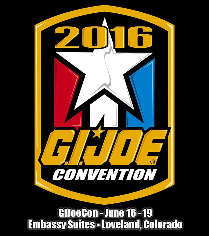 GI Joe Con June 16-19, 2016 in Loveland, Colorado