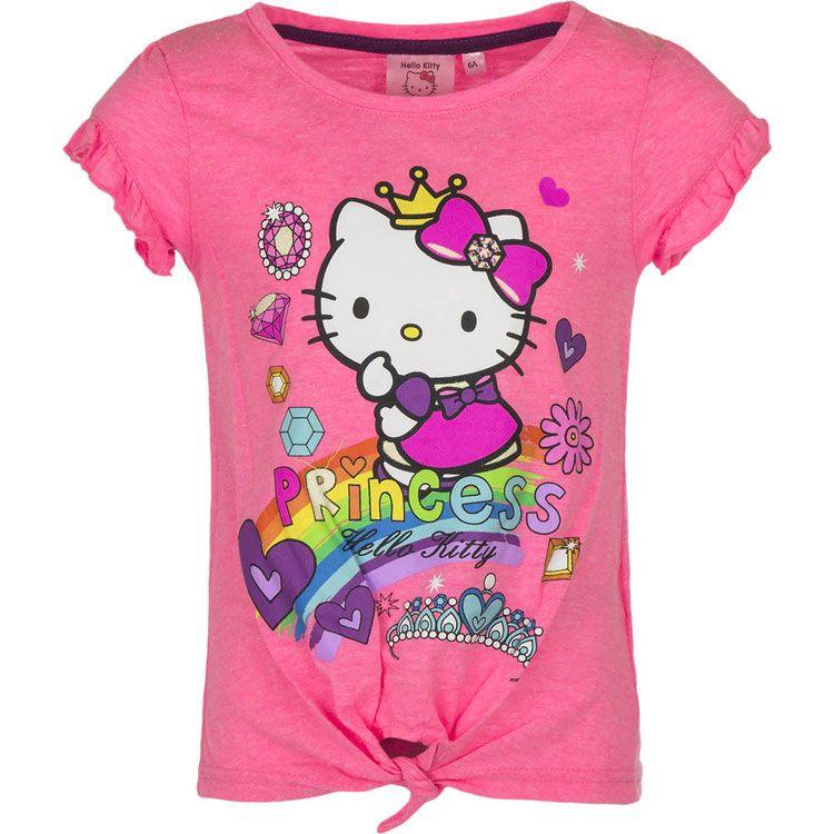 """""""Hello Kitty"""" T-Shirt für Mädchen"""