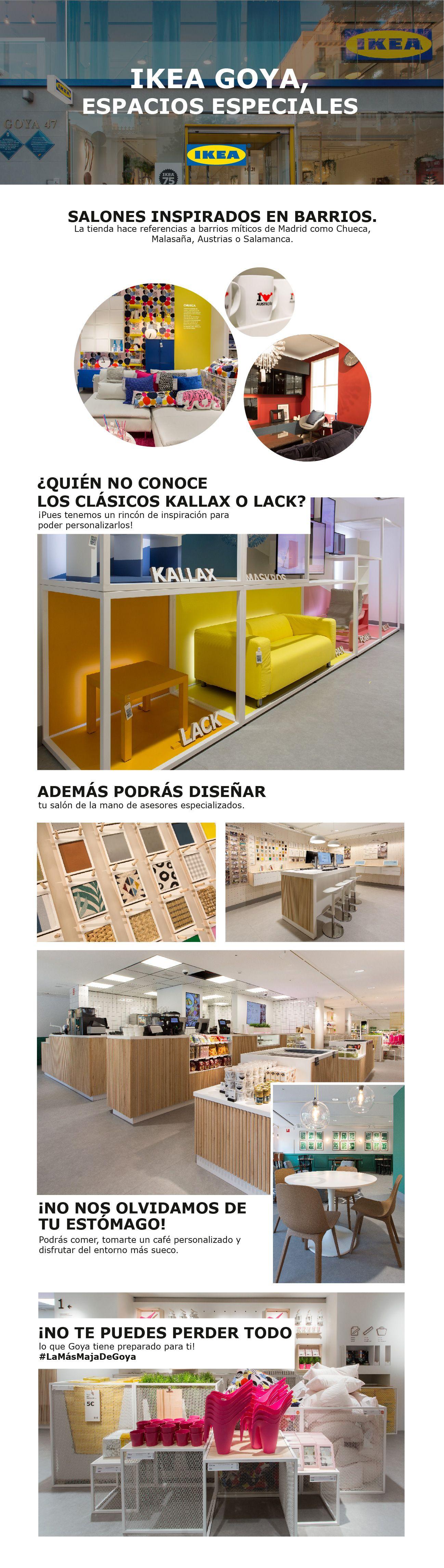 Goya Madrid Centro Informacion Y Horarios Ikea Centro De