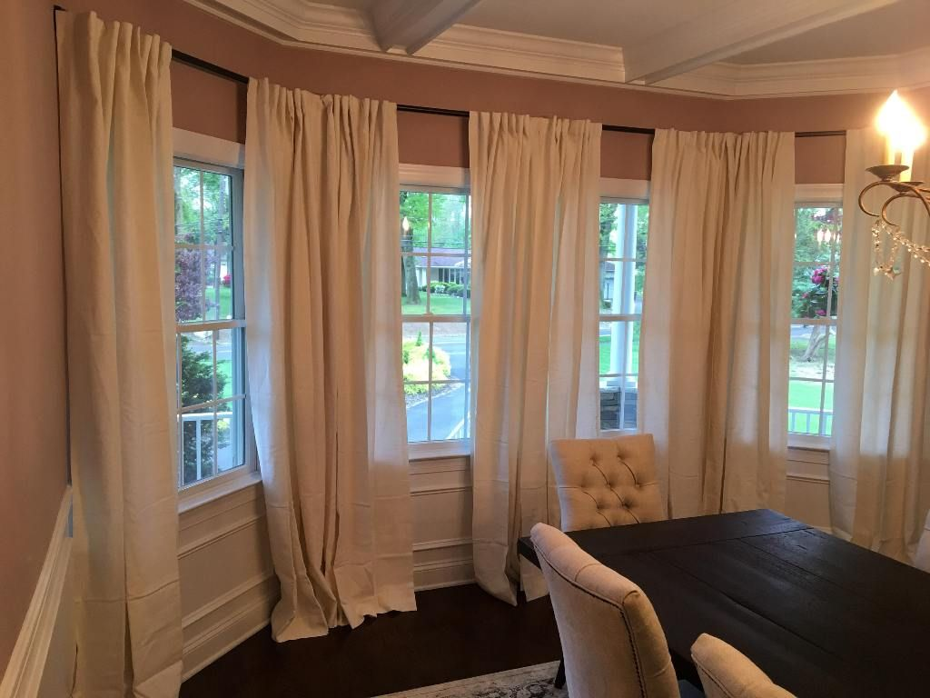 Kitchen bay window exterior   best bay windows design that make it easy to enjoy the panorama
