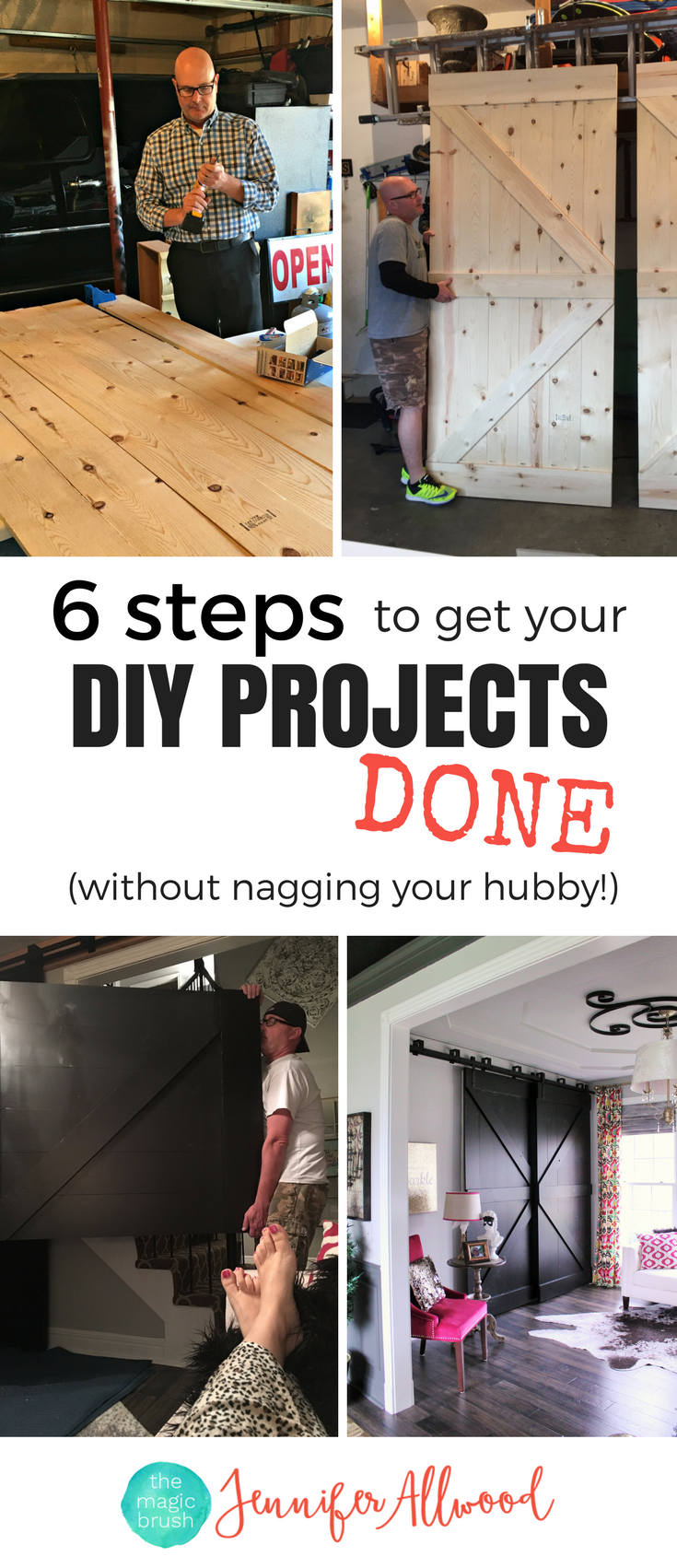 Einfaches hausfensterdesign  steps to get your diy projects done without nagging your hubby