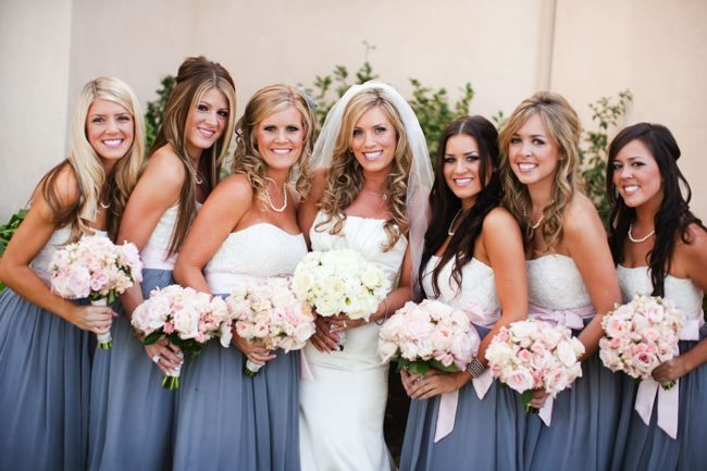 1000  images about bridesmaid love on Pinterest - Chiffon ...