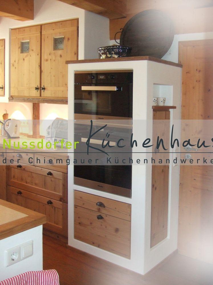 Planungsideen vom Nussdorfer Küchenhaus für Ihre altholzküche - ikea küchenblock freistehend