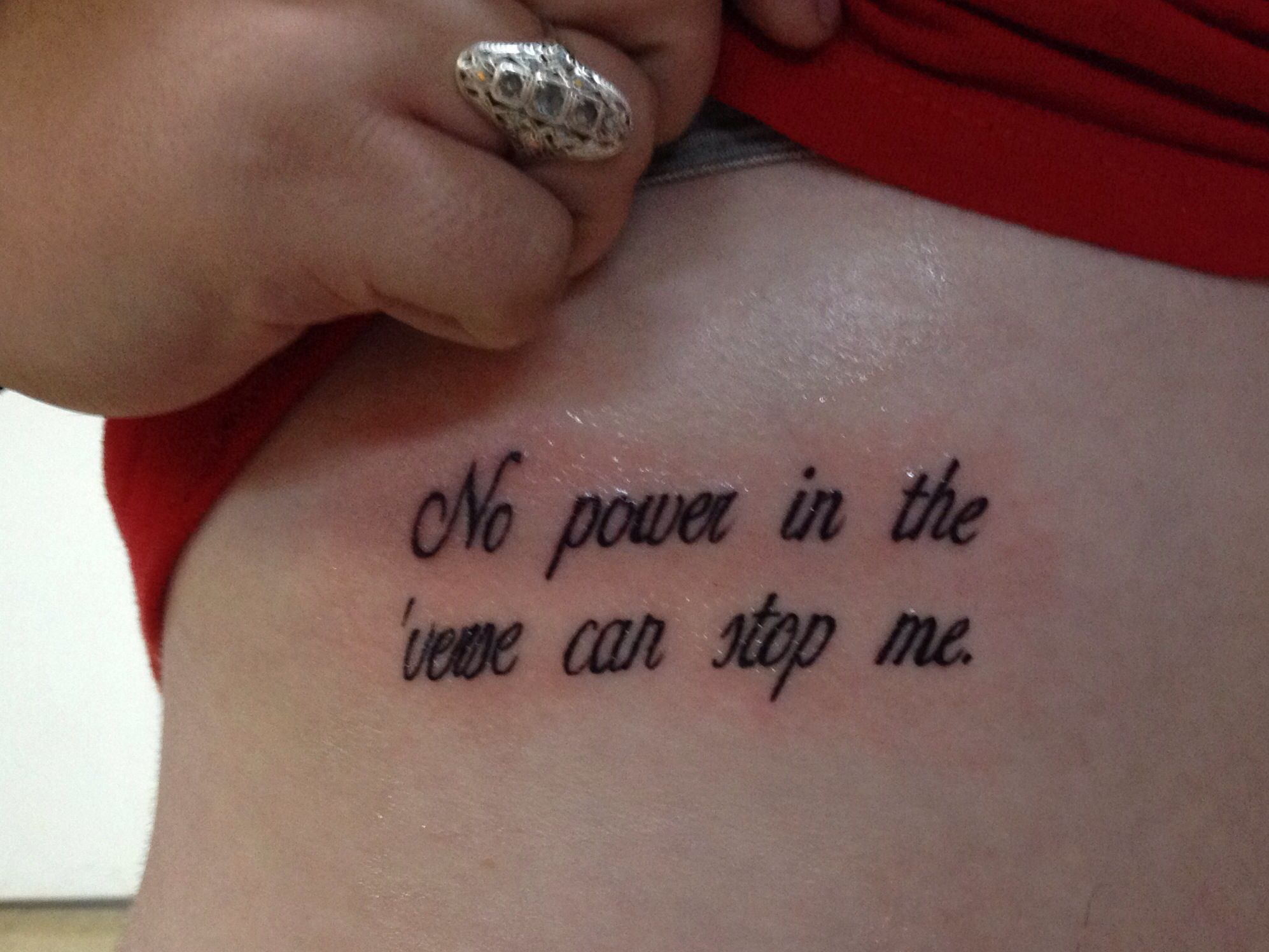 My second tattoo browncoat tattoo no power in the verse