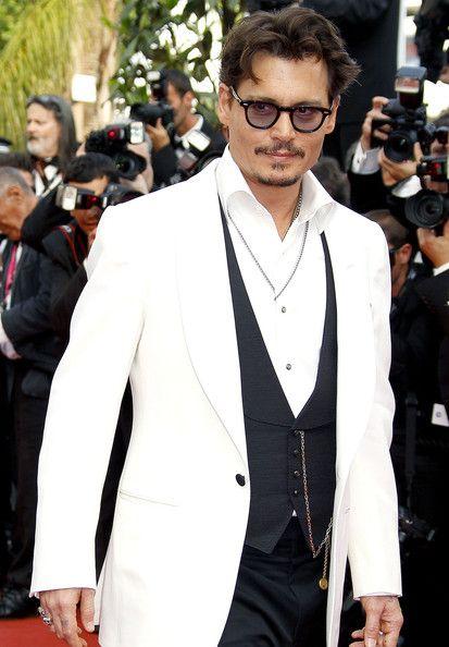 b5083a863 Johnny Depp - 64th Annual Cannes Film Festival -