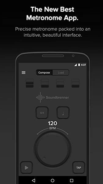 The Metronome by SoundbrennerAmazonMobile Apps in 2020