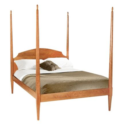 Renfrew Pencil Post Bed Optional Canopy With Images Bed