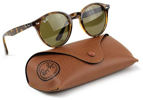 c7fa5e7667 RayBan RB2180 71073 Highstreet Sunglasses Tortoise Frame Dark Brown Lens  49mm     You can get more details by clicking on the image.