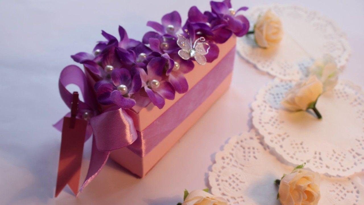 HOW TO MAKE EASY CHEAP WEDDING FAVOR- DIY IDEAS #CheapWeddingFavors ...
