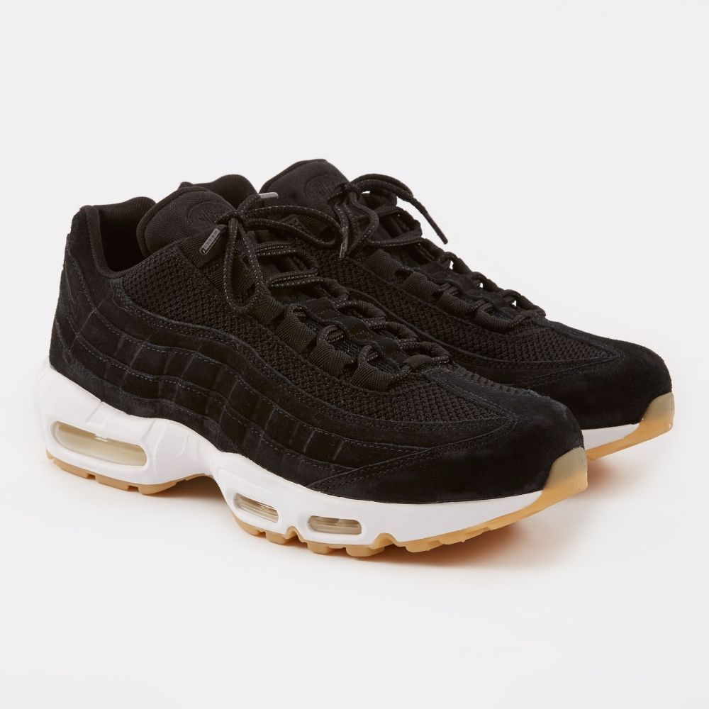 Nike Air Max 95 Premium - Black/White