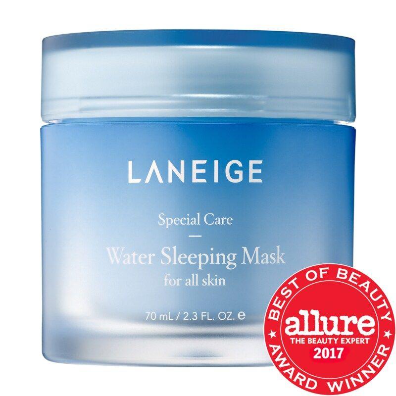 Water Sleeping Mask Laneige Sephora In 2020 Laneige Water Sleeping Mask Anti Aging Night Cream Sleep Mask