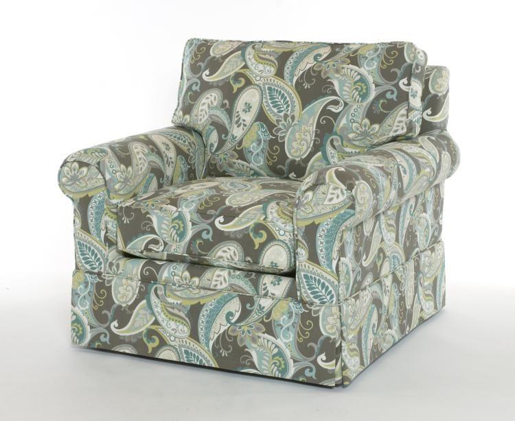 Highland House Furniture: 100-03 - CHAIR