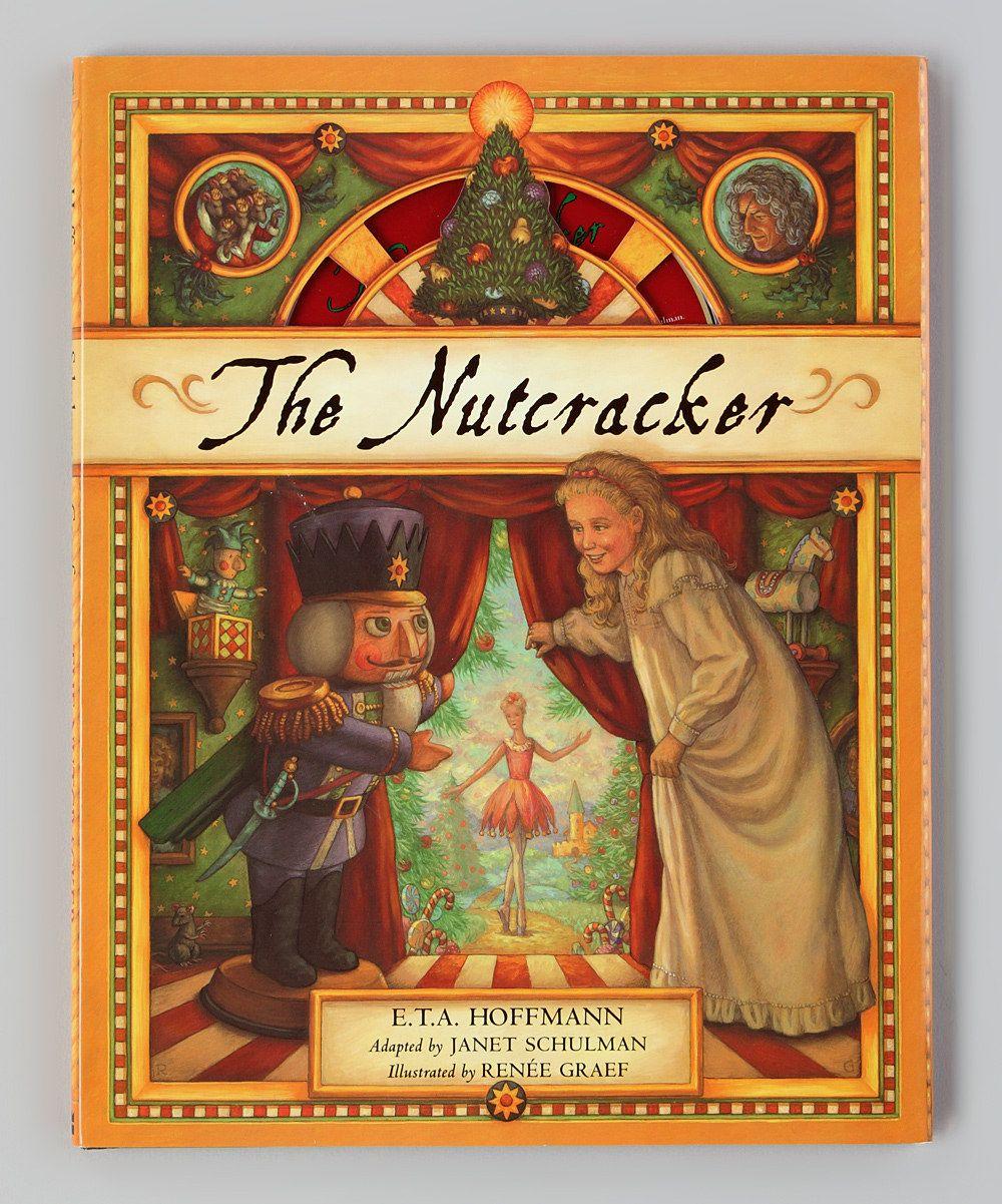 The Nutcracker Hardcover Book & CD HarperCollins * Story by ETA ...