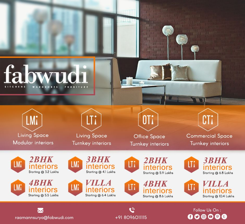 Fabwudi interior designs interiors home decor decaration hyderabad local pooja room bed commercial also rh pinterest