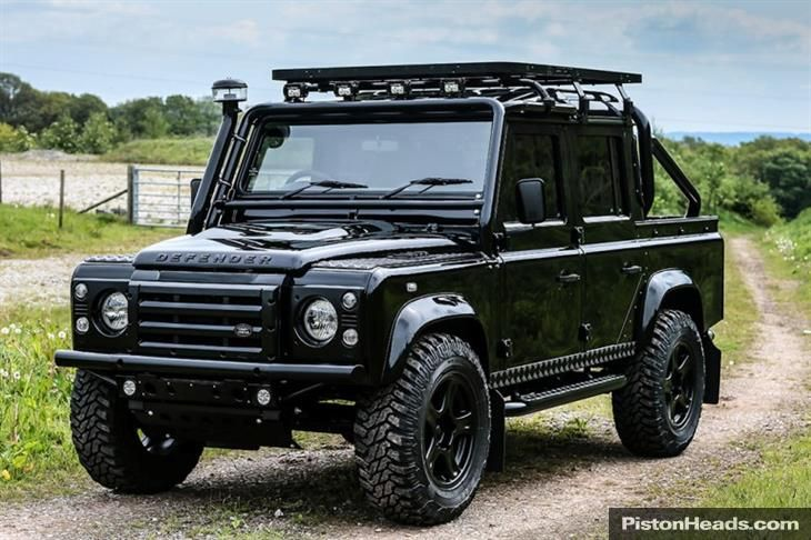 Classic Rich Brit Edition Land Rover Defender 110 X For Sale Classic Sports Car Ref Staffordshire Imagine