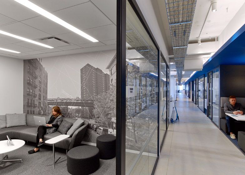 IA designs LinkedIn offices in the Empire State Building i heart