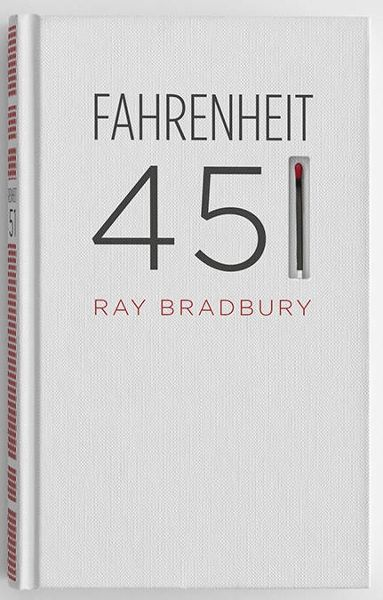 Concept Design Edition Of  'Fahrenheit 451' Lets You Burn It After Reading