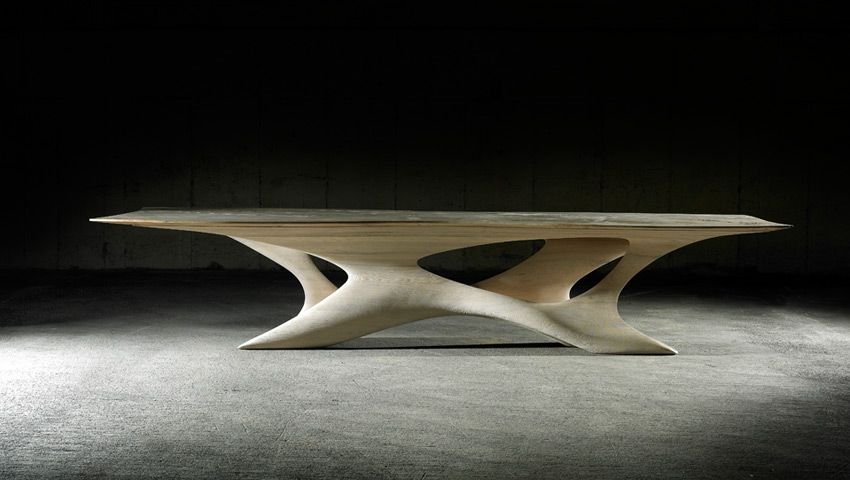 Gorgeous Table By The Irish Furniture Maker Joseph Walsh Click To