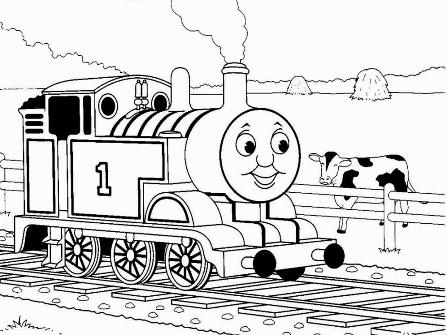 Thomas The Train Coloring Pages Valentines Day Coloring Page Free Coloring Pages Coloring Pages